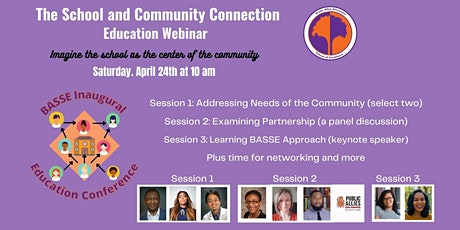 BASSE Education Conference: The School & Community Connection tickets