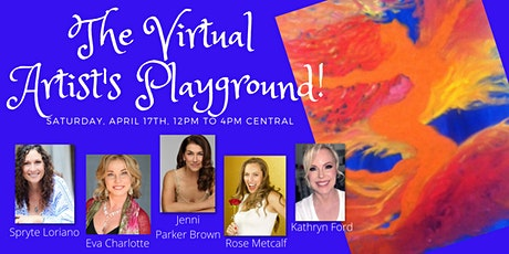 The Virtual Artist's Playground tickets
