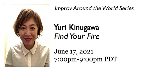 Exploring Creative Roots with Yuri Kinugawa Lecture/Discussion tickets