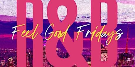 R&B Feel Good Fridays Afterwork Happy Hour tickets