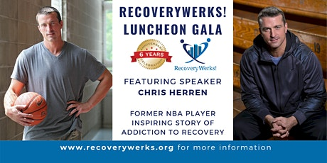 RecoveryWerks! Fundraising Luncheon Gala tickets