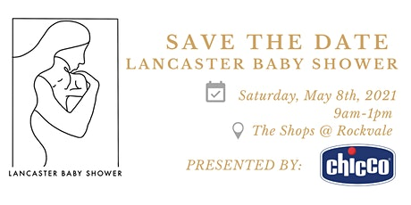 Lancaster Baby Shower tickets