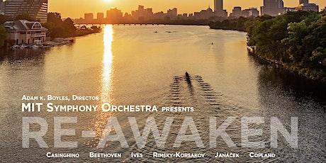 MIT Symphony Orchestra: Re-Awaken tickets