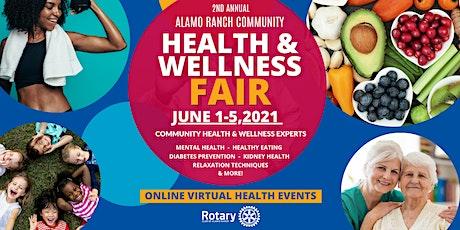 Annual Alamo Ranch Health & Wellness Fair tickets