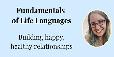 Fundamentals of Life Languages 1 - October tickets