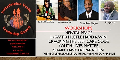 The Next Level Leaders Youth Engagement Conference tickets