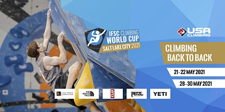 IFSC Climbing World Cups - Salt Lake City tickets