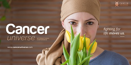 Cancer Universe International Conference bilhetes