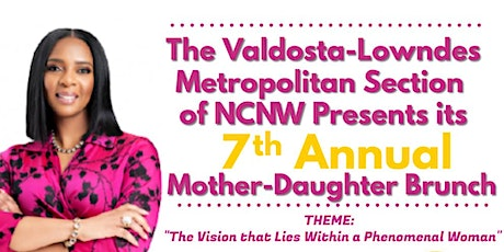 7th Annual Mother-Daughter Brunch Tickets