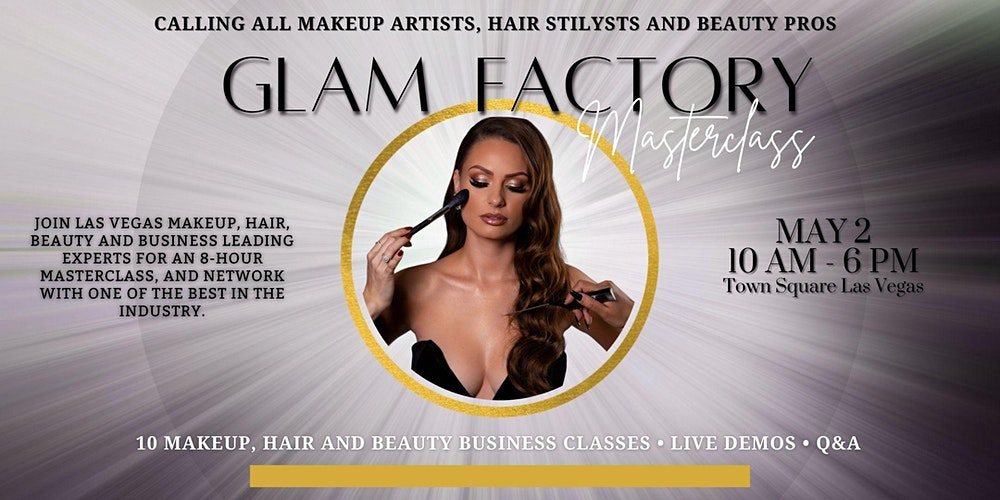 Glam Factory Masterclass For Makeup
