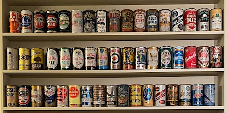 The Canadian Archaeologist Who Collected 4500 Beer Cans tickets