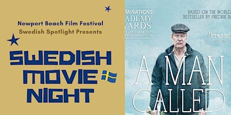 Swedish Movie Night tickets