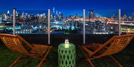 "ALL MONDAYS: VIP ""SKY SUITES""  @ SAVANNA ROOFTOP w/NYC SKYLINE VIEWS tickets"
