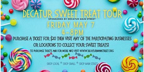 Decatur Main Street Sweet Treat Tour tickets