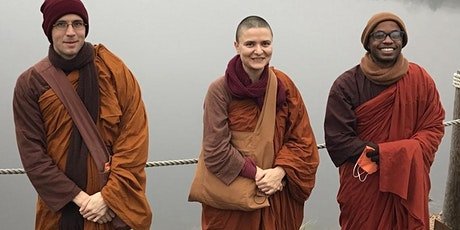 Online: Finding Good Friends with Bhante Sumano tickets