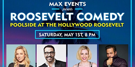 ROOSEVELT COMEDY MAY 1, 2021 tickets