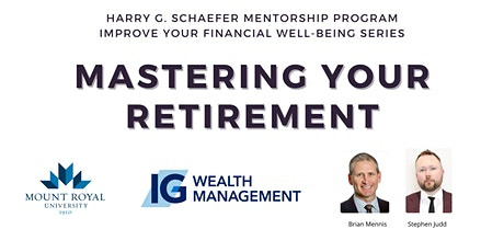 Mastering Your Retirement with IG Wealth Management tickets
