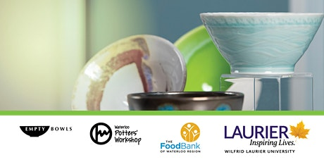 Empty Bowls 2021 in Support of The Food Bank Waterloo Region tickets