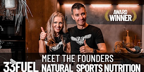 33Fuel - Meet the Founders, plus Q&A (online Zoom meet) tickets