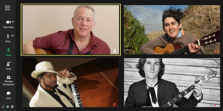 Songwriters in the Square: A Zoom Concert with CMC Songwriters tickets