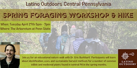 LO PA | Spring Foraging Workshop tickets