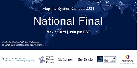 Map the System Canada 2021: National Final tickets