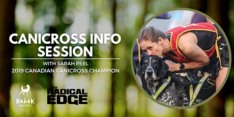 Canicross Information Session tickets