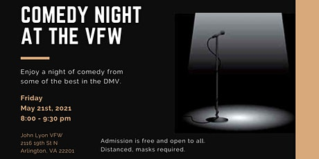Comedy Night in Downtown Arlington tickets