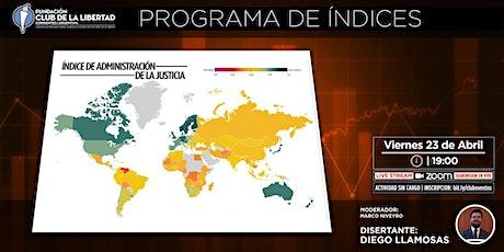 CLUB DE LIBERTAD - INDICE DE ADMINISTRACIÓN DE LA JUSTICIA entradas