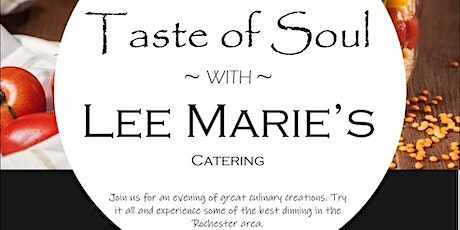 Taste of Soul with Lee Marie's tickets