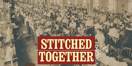 Stitched Together Exhibition Opening Reception tickets