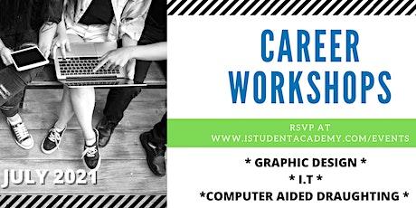 iStudent Academy DBN: CAD Workshops tickets
