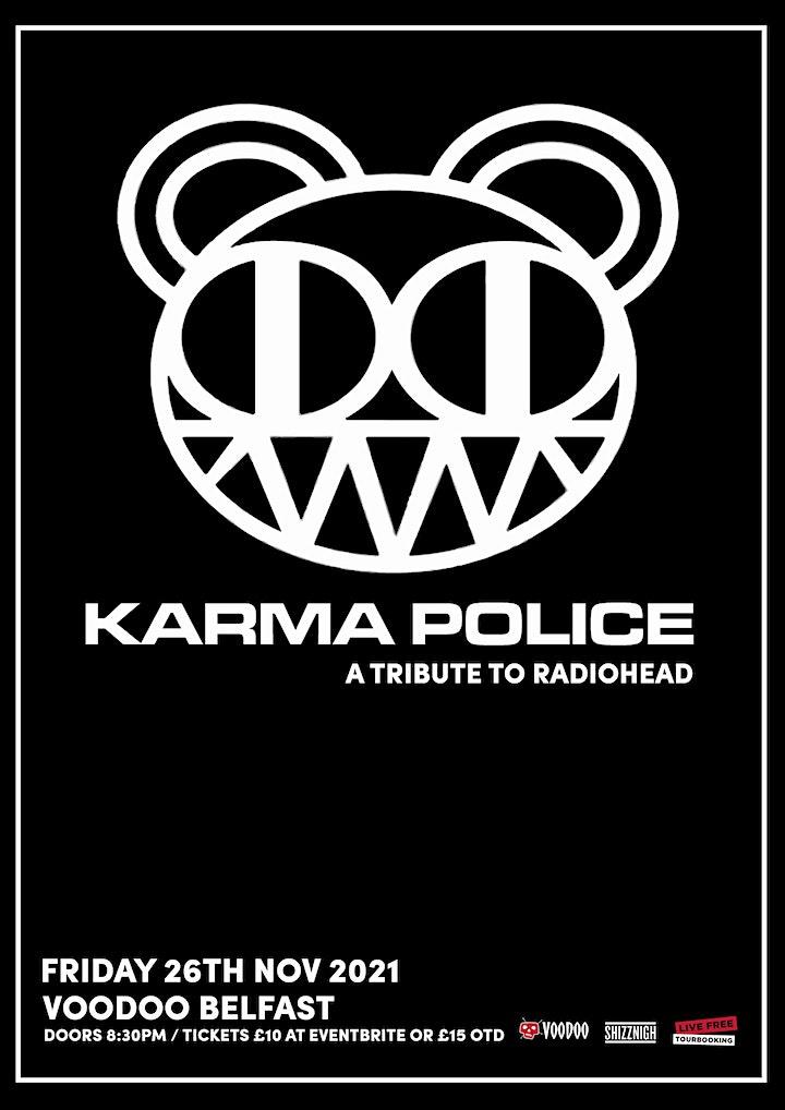 Karma Police image