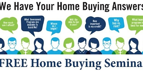 Zoom First-Time Home Buyers Workshop -Stop Paying Your Landlord's Mortgage tickets