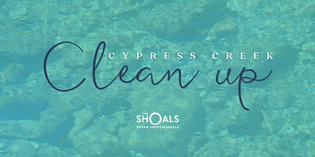 Cypress Creek Cleanup tickets