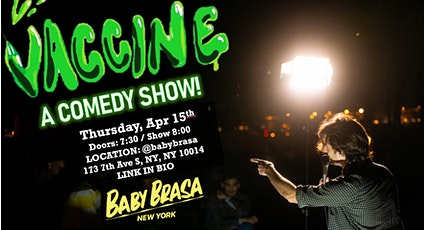VACCINE: A COMEDY SHOW! tickets