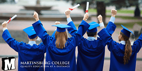 Martinsburg College - Spring Virtual Graduation 2021 tickets