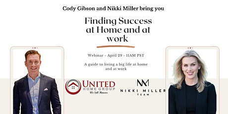 Finding Success at Home and at Work tickets