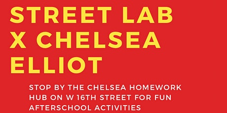 Street Lab x Chelsea Elliot tickets