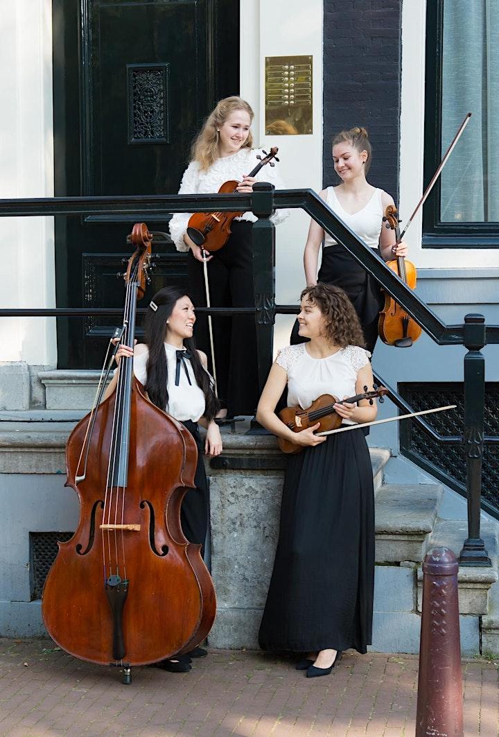 Afbeelding van Quartet With A Twist (QWAT)