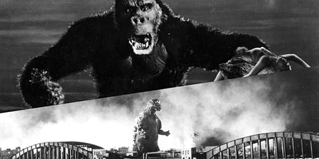 Queens Drive-In: Godzilla + King Kong tickets