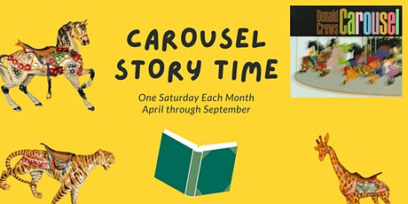Carousel Story Time #3 - Carousel by Donald Crews tickets