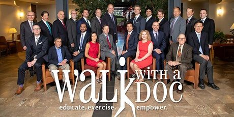 Walk with a Doc tickets