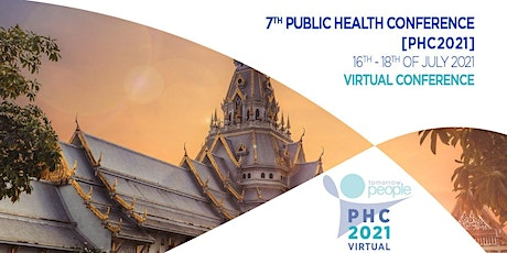 7th Public Health Conference [PHC2021] tickets