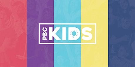 PBC Kids - April 18th tickets