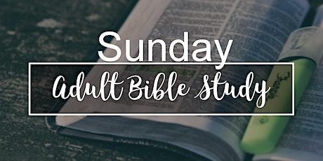 Adult Bible Study Class tickets
