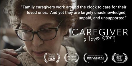 Caregiver: Screening & Fireside Chat tickets