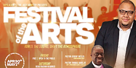 Festival of the Arts 2021 tickets