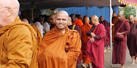 Life of the Buddha: Vesakha Celebration Month! Week 5 tickets