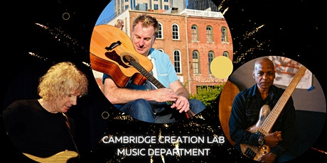 Cambridge Creation Lab Music Department Q and A tickets